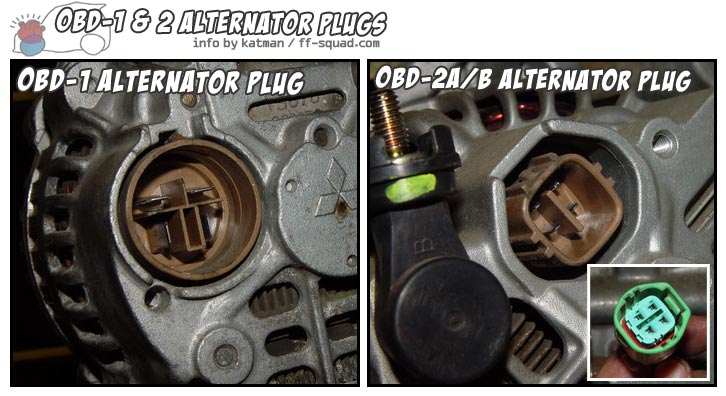 Honda Civic Alternator Wiring Wiring Diagram Forward