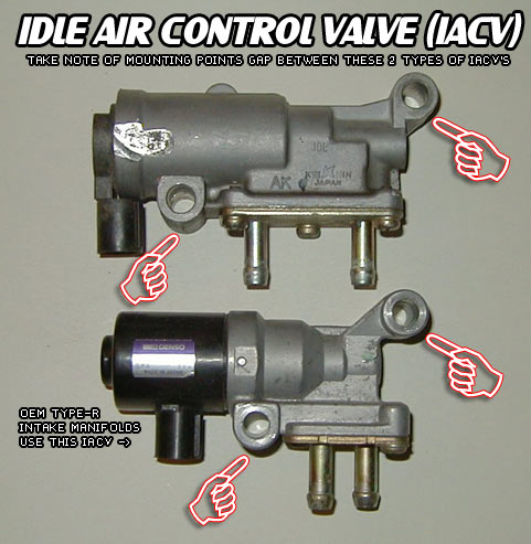 iacv R Control Wiring Schematics on