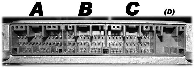 FFS TechNet : OBD2b ECU Connector Schematics :.< < < ff-squad.com > > >.